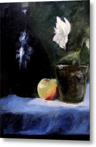 Afternoon Still Life  Metal Print by Susan Tilley