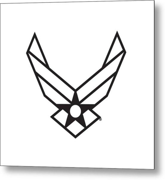 Air Force Logo Metal Print