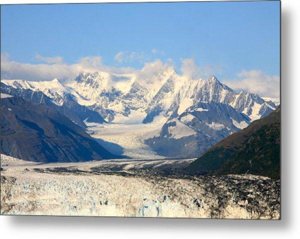 Alaska  Americas Final Frontier Metal Print by Robert Joseph