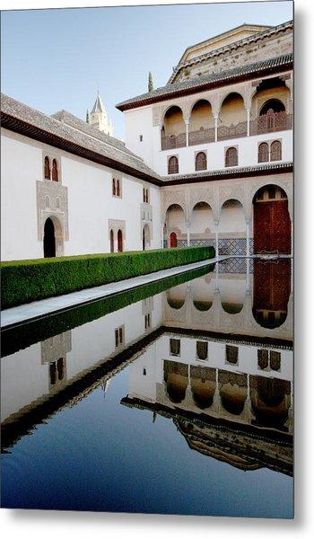 Alhambra Metal Print by Jason Hochman