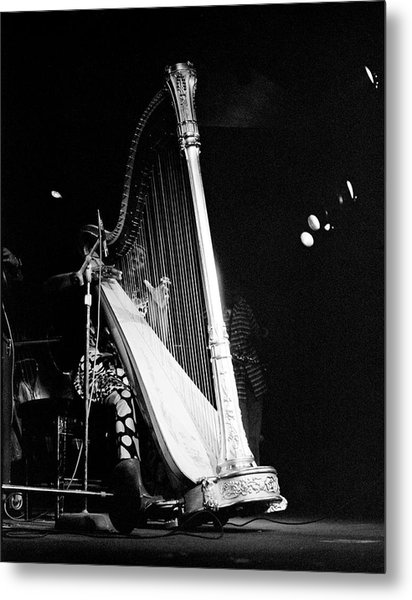 Alice Coltrane 2 Metal Print