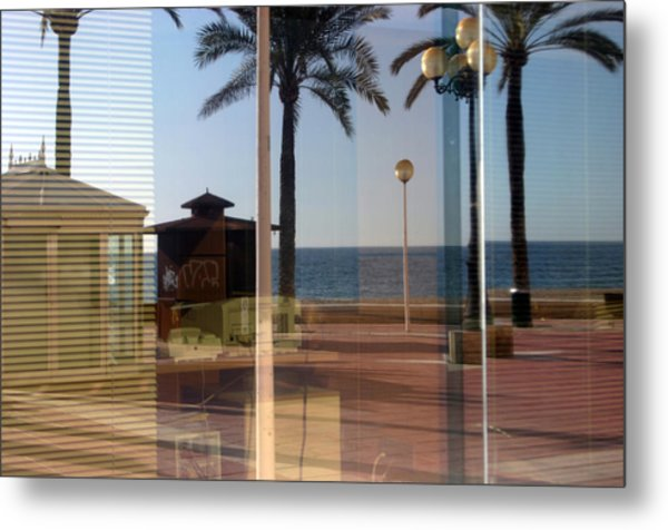 Almeria 11 Metal Print by Jez C Self