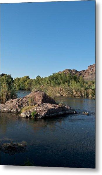 Along The Verde River 13 Metal Print by Susan Heller