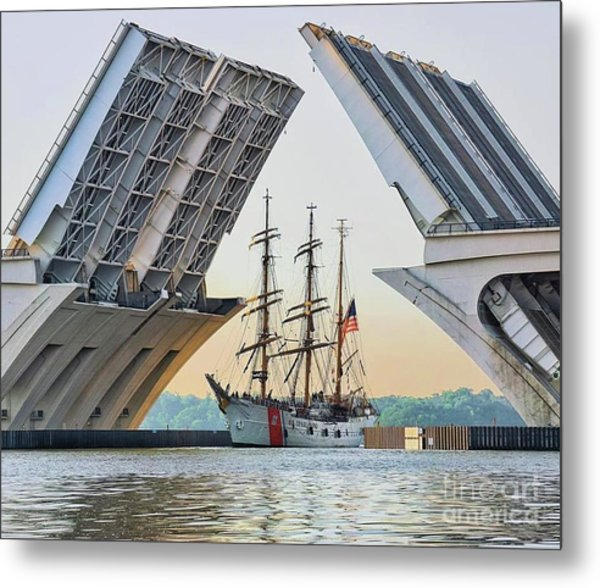 America's Tall Ship Metal Print