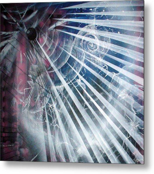 Apocalypse Metal Print by Leigh Odom