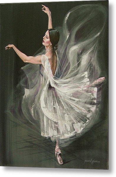 Baile Blanca Metal Print