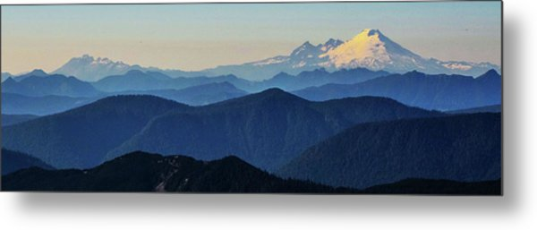 Baker From Pilchuck Metal Print
