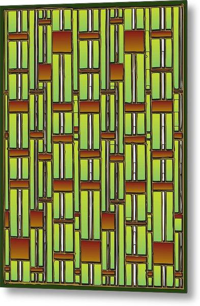 Bamboo Overdose  Metal Print by Marta Podkul