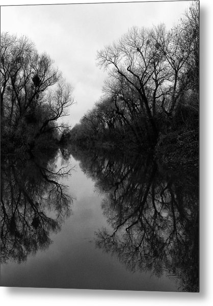 Bannon Slough Metal Print