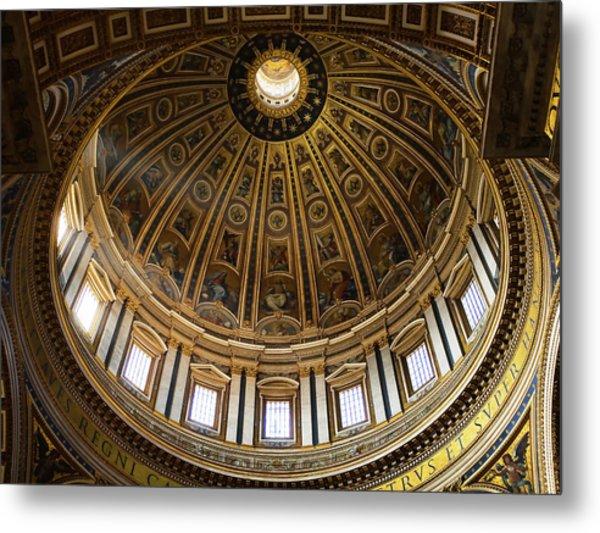 Basilica Metal Print