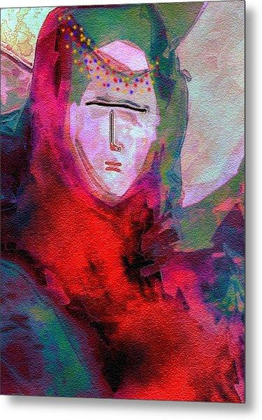 Bedouin 4 Metal Print