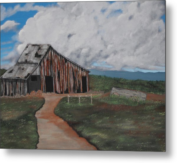 Better Days Metal Print by Candace Shockley