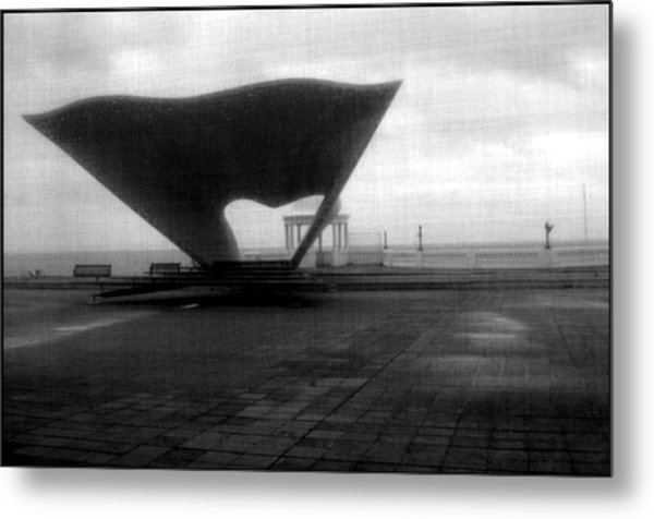 Bexhill 11 Metal Print by Jez C Self