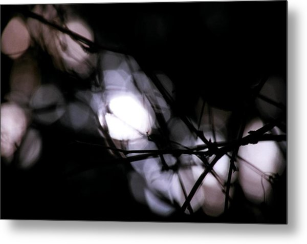 Beyond Recognition 1 Metal Print by CD Good