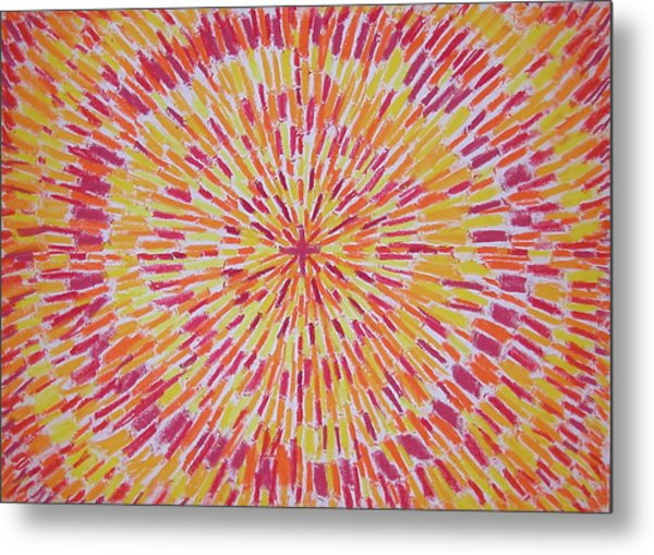 Birth Of A Star Metal Print by Gregory Young
