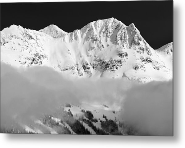 Blackcomb  Metal Print