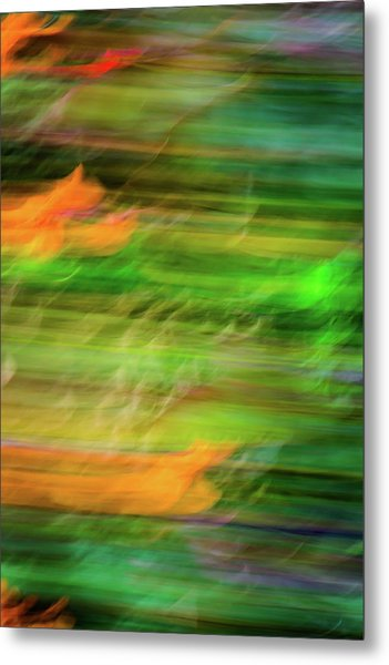 Blurred #11 Metal Print