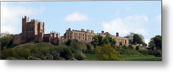 Bolsover Metal Print by Cathy Weaver
