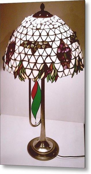 Boris Godunov Lamp Metal Print by Greg Gierlowski