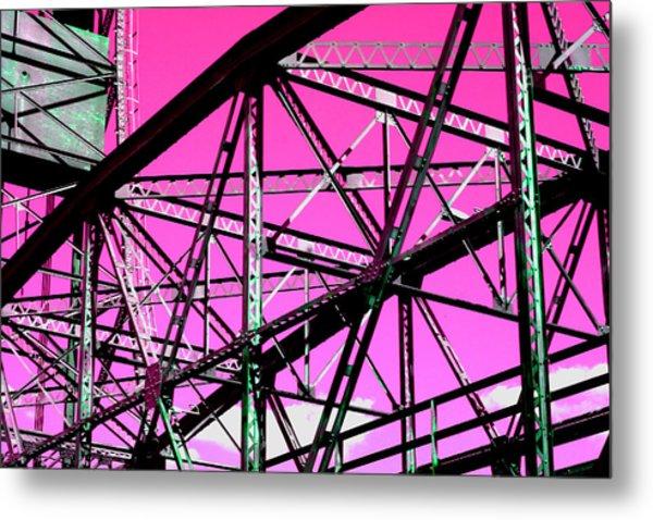 Bridge  Frame -  Ver. 9 Metal Print
