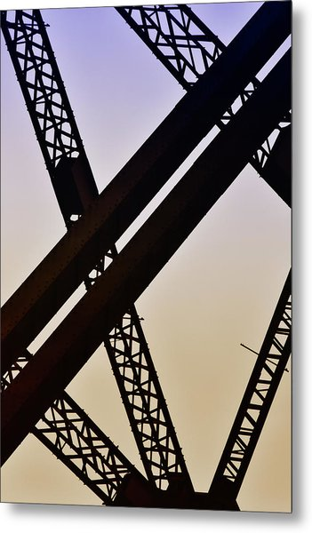 Bridge No. 1-1 Metal Print