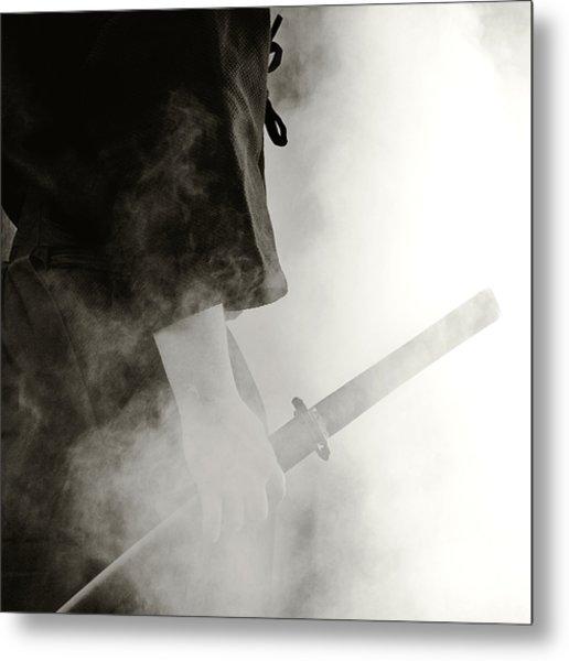 Budo Metal Print by Tim Nichols