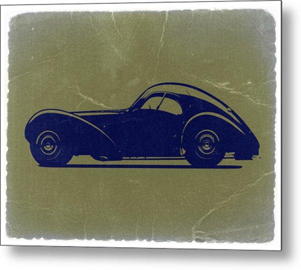 Bugatti 57 S Atlantic Metal Print