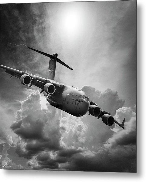C-17 Globemaster Metal Print