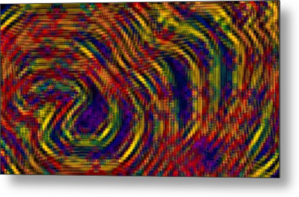 Calculus Metal Print by Thomas Smith