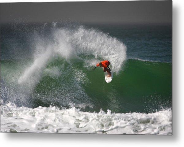 California Surfing 2 Metal Print