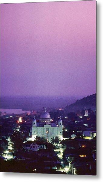 Cap-haitian Central Church Metal Print