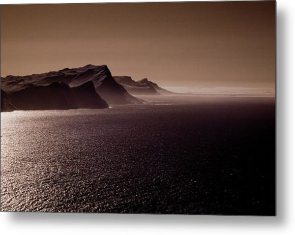Cape Agulhas South Africa Metal Print