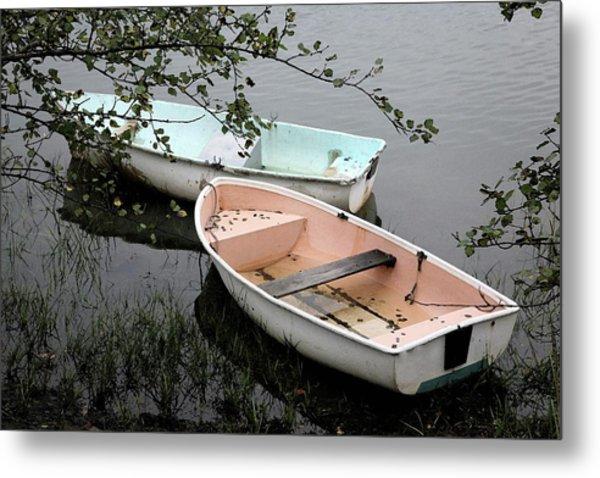 Cape Cod Pond Metal Print