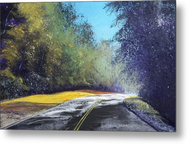 Carefree Highway Metal Print