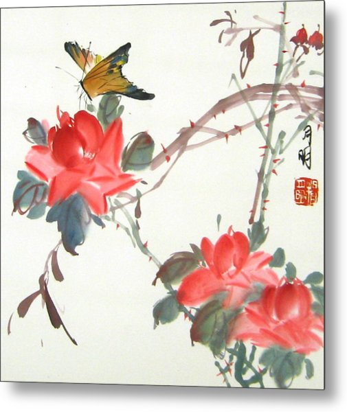 Charm Of Nature Metal Print by Ming Yeung