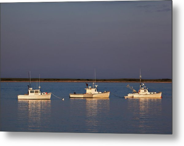 Chatham Bay Metal Print