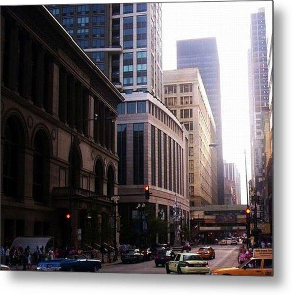 Chicago 6 Metal Print