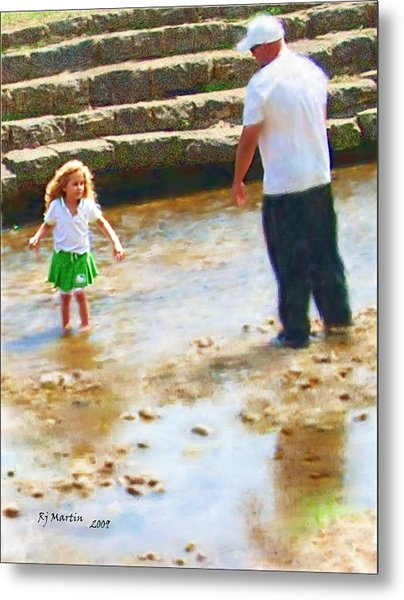 Child Play Metal Print