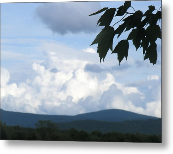 Clouds Metal Print by James and Vickie Rankin