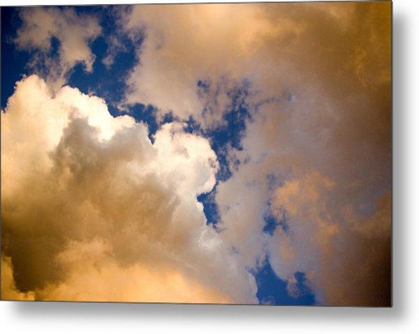 Cloudscape -2 Metal Print