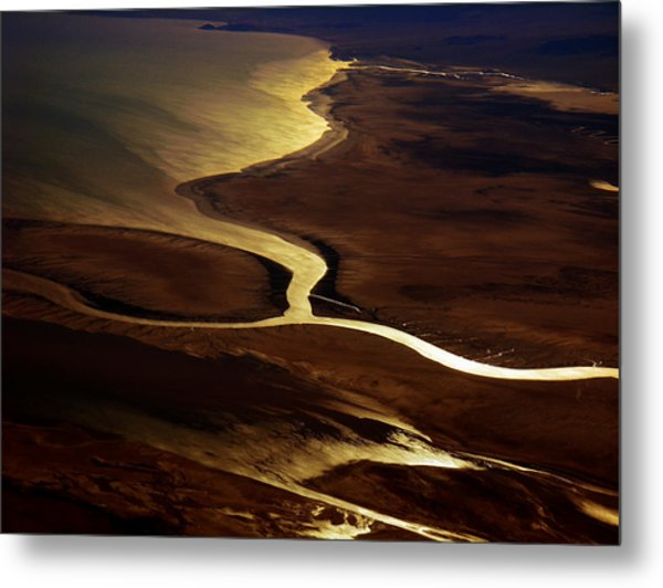 Shooting In Delta Colorado: Colorado River Delta Photograph By Strato ThreeSIXTYFive