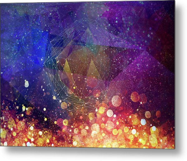 Covert Creation Metal Print