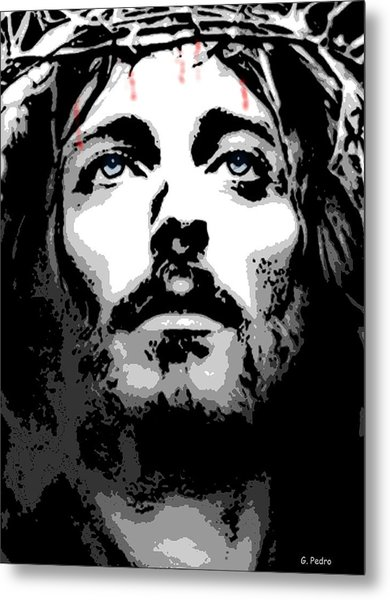 Crown Of Thorns Metal Print