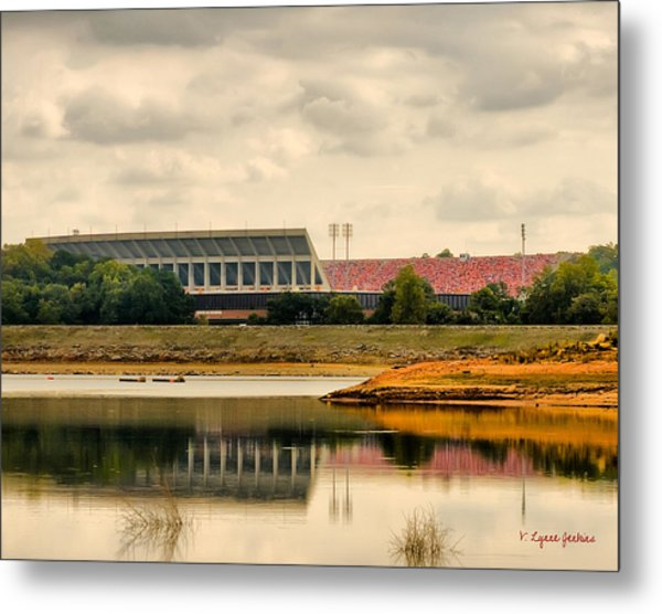 Dabo's First Game Metal Print