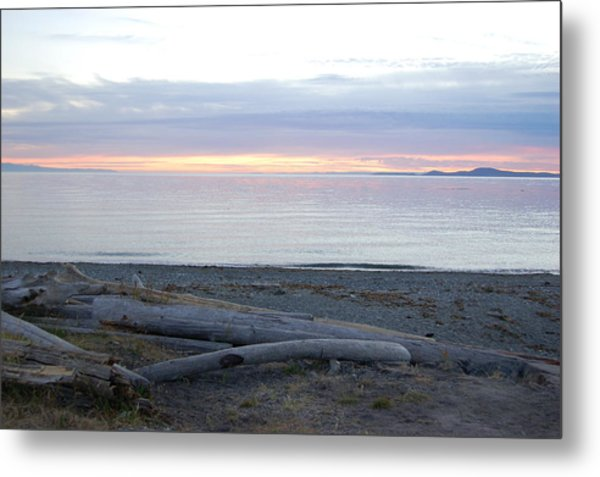 Deception Pass State Park Metal Print by Robert Ashbaugh