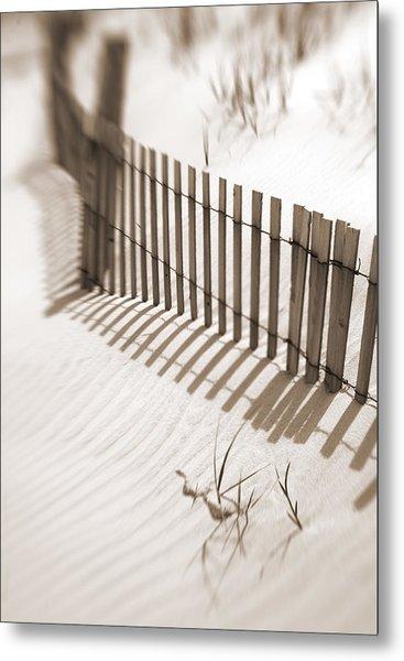 Delaware Dunes Number Six Metal Print