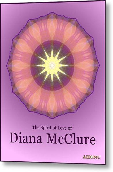 Diana Mcclure Metal Print