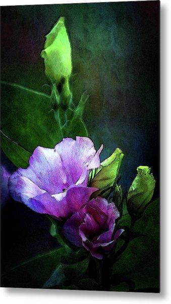 Digital Watercolor Elegance 3700 W_2 Metal Print