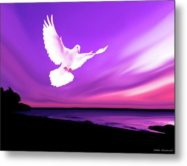 Dove Of My Dreams Metal Print