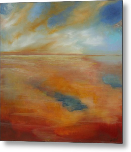 Each New Day Metal Print by Michele Hollister - for Nancy Asbell